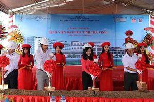 1.600 tỷ đồng xây dựng bệnh viện đa khoa tỉnh 700 giường ở Trà Vinh