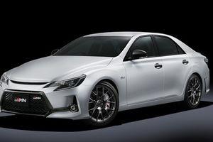 Chi tiết Toyota Camry Mark X GRMN giá 1,1 tỷ đồng