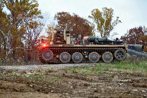 Robot chiến đấu lớn nhất Thủy quân Lục chiến Mỹ có gì đặc biệt?