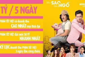 Phim Việt dịp cuối năm: Triển vọng doanh thu khủng