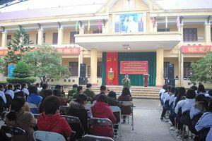 Tuyên truyền, phổ biến, giáo dục pháp luật cho học sinh Tuyên Quang
