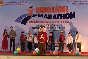Tạo sân chơi tiếng Anh cho học sinh THCS