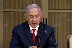 Israel sẵn sàng có thêm hành động chống lại Iran ở Syria