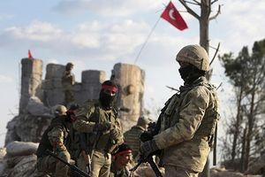 Mỹ và Thổ Nhĩ Kỳ 'khẩu chiến' vì vấn đề người Kurd ở Syria