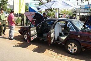 Điều tra nghi án ô tô của cán bộ Chi cục Kiểm lâm Bình Phước bị cài mìn tự chế