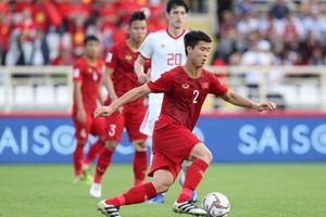 Asian Cup 2019: HLV Park Hang-seo đã có sẵn phương án thay thế Duy Mạnh