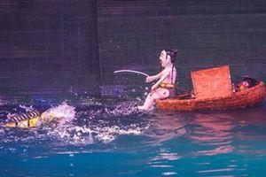 Nhà hát Múa rối Thăng Long biểu diễn tại Ấn Độ và Đài Loan