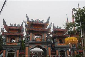 Khánh thành tu bổ, tôn tạo chùa Vinh Quang lớn nhất Hải Dương