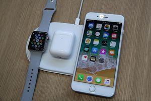 Apple đã bắt đầu sản xuất sạc không dây AirPower