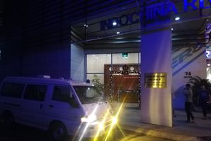 Điều tra vụ người nước ngoài tử vong trong căn hộ cao cấp ở Đà Nẵng