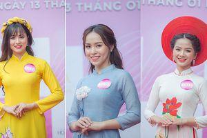 Nhan sắc xinh đẹp của dàn thí sinh Người đẹp Kinh Bắc 2019