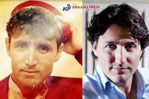 Nam ca sĩ gây 'bão' mạng vì quá giống Thủ tướng Canada Justin Trudeau