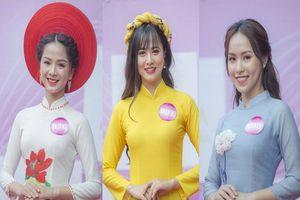 30 gương mặt nổi bật nhất vòng sơ khảo cuộc thi Người đẹp Kinh Bắc 2019