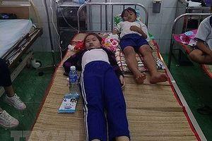 84 học sinh tiểu học nhập viện vì nuốt nước súc miệng bằng Fluor