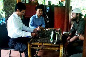 Phong Nha - Kẻ Bàng: Hầu hết du khách quên đồ đều nhận lại được