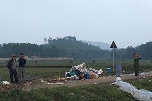 Vụ rác thải tràn ngập đường Hà Nội: Người dân đã dỡ lều bạt trở về nhà