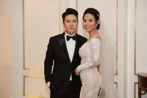 Sao Việt tụ hội tại đám cưới ca sĩ Lê Hiếu