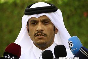 Ngoại trưởng Qatar: Không cần thiết phải mở lại đại sứ quán ở Syria