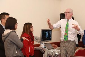 Siemens Healthineers ra mắt hệ thống siêu âm Acuson Sequoia