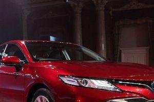 Xem trước Toyota Camry 2019 sắp xuất hiện tại Việt Nam
