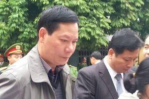 Bị cáo Trương Quý Dương: 'Dị ứng trong chạy thận là bình thường'