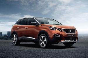 Bảng giá xe Peugeot tại Việt Nam tháng 1/2019