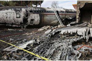 Iran: Máy bay chở theo ít nhất 9 hành khách bất ngờ gặp nạn