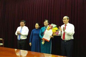 Chủ tịch HĐND TP.HCM bà Nguyễn Thị Quyết Tâm nhận quyết định nghỉ hưu
