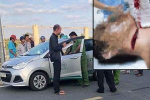 Cà Mau: Nửa đêm tài xế taxi lao ra khỏi xe vì bị khách cứa cổ