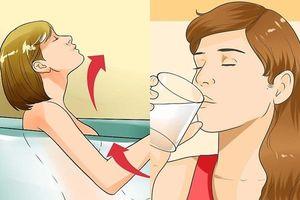 Bạn cần detox cho cơ thể ngay nếu gặp phải những dấu hiệu này