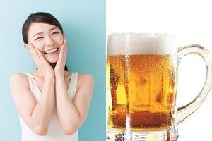 Vô vàn bí kíp làm đẹp từ bia có thể bạn chưa biết