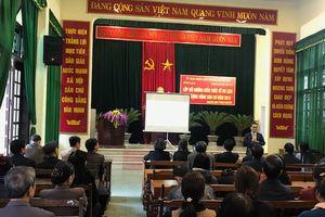 Hà Nội tăng cường kiến thức về du lịch cộng đồng trước mùa lễ hội Chùa Hương 2019