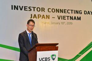 VCBS tổ chức hội thảo kết nối nhà đầu tư Nhật Bản