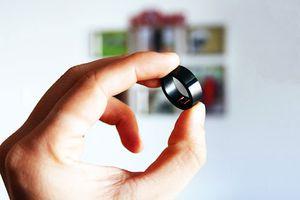 Nhẫn thông minh: Biết đo nhịp tim, dùng điện tâm đồ để định danh thanh toán
