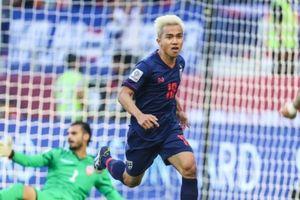 Lịch thi đấu Asian Cup 2019 ngày 14/1: Thái Lan hay Ấn Độ sẽ đi tiếp?