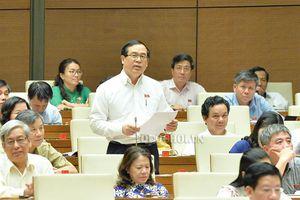Đại biểu Nguyễn Quốc hưng (hà nội): phát triển và đầu tư cho văn hóa chưa tương xứng với phát triển kinh tế