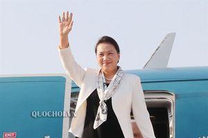 Chủ tịch Quốc hội Nguyễn Thị Kim Ngân đến siem riep, campuchia tham dự appf - 27