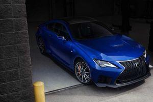 Lexus RC F 2020 ra mắt tại Detroit với diện mạo mới và sức mạnh gia tăng