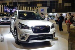 Subaru ra mắt Forester e-Boxer động cơ 'xăng lai điện' tại Đông Nam Á