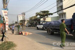 Xe container lại cán chết người trên đường 'tử thần' ở Sài Gòn