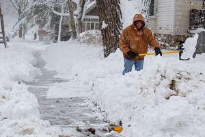 Bão tuyết tấn công thủ đô Washington DC của Mỹ