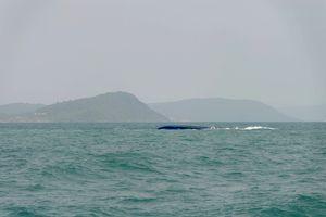 Sà lan chở gạch bị lật trên biển ở Phú Quốc, 1 thuyền viên mất tích