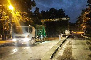Thông xe vào bãi rác Nam Sơn, Hà Nội sắp thoát cảnh 'ngập rác'