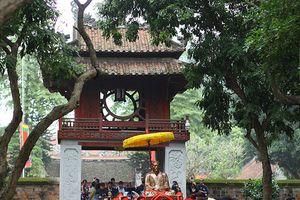 Lễ Tưởng niệm 345 năm ngày sinh và trao tượng đồng danh nhân Nguyễn Quý Ân