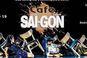 'Cafe Saigon' trở lại trên sân khấu Nhà hát TP Hồ Chí Minh