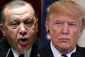 Mỹ muốn hình thành 'vùng an toàn' ở Syria để tránh xung đột giữa Thổ Nhĩ Kỳ và người Kurd