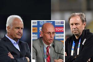 3 HLV 'bay ghế' dù Asian Cup chưa đi hết vòng bảng