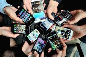 Smartphone sắp thoái trào?