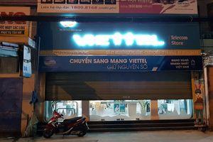 Đà Nẵng: Đã bắt được tên cướp cửa hàng Viettel