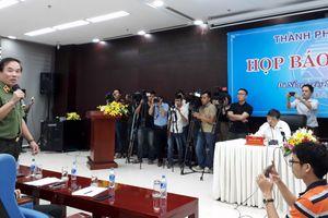 Thưởng nóng chiến công phá án nhanh vụ cướp táo tợn ở Đà Nẵng